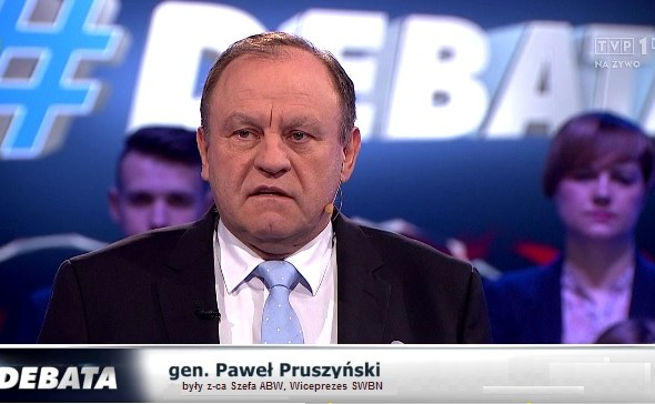 """Wiceprezes SWBN w Debacie """"Co mogą służby specjalne w Polsce"""""""