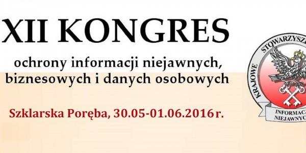 XII Kongres KSOIN