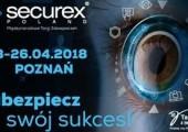 Zapraszamy na Securex 2018