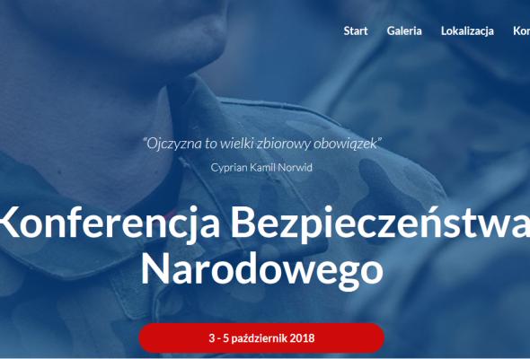 Konferencja Bezpieczeństwa Narodowego