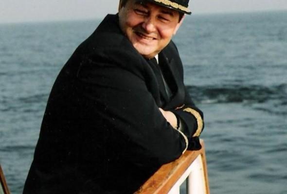 Konferencję swym udziałem zaszczyci Admirał floty Ryszard Łukasik