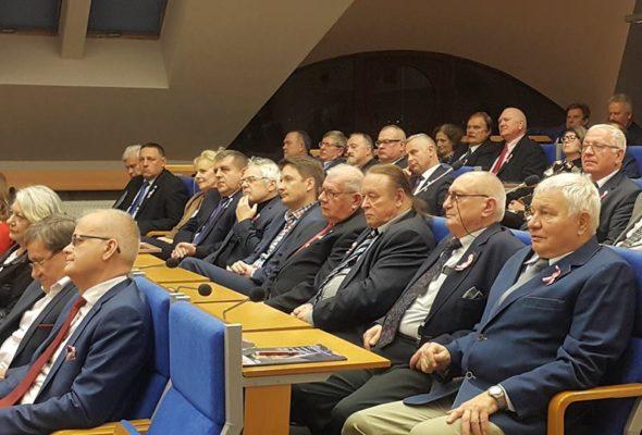 Spotkanie opłatkowe i zebranie sprawozdawcze już za nami.