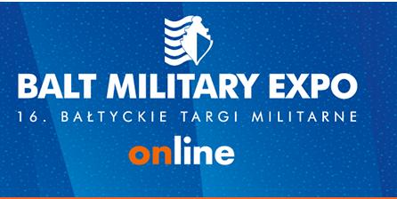Zapraszamy na Bałtyckie Targi Militarne Balt Military Expo