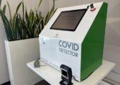Urządzenie Covid Detector firmy ML System